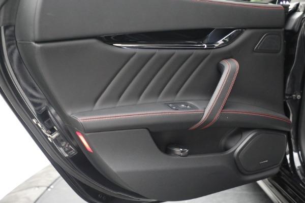 New 2019 Maserati Quattroporte S Q4 GranLusso for sale Sold at Alfa Romeo of Westport in Westport CT 06880 25