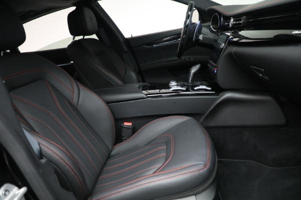 New 2019 Maserati Quattroporte S Q4 GranLusso for sale Sold at Alfa Romeo of Westport in Westport CT 06880 27