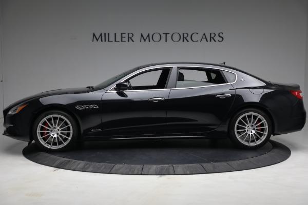 Used 2019 Maserati Quattroporte S Q4 GranLusso for sale $68,900 at Alfa Romeo of Westport in Westport CT 06880 3
