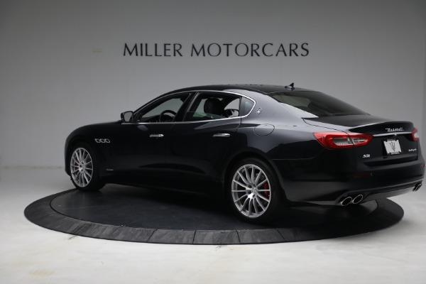 Used 2019 Maserati Quattroporte S Q4 GranLusso for sale $68,900 at Alfa Romeo of Westport in Westport CT 06880 4