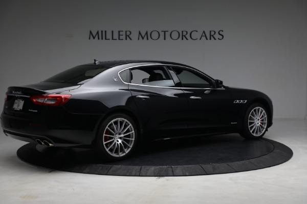 Used 2019 Maserati Quattroporte S Q4 GranLusso for sale $68,900 at Alfa Romeo of Westport in Westport CT 06880 8