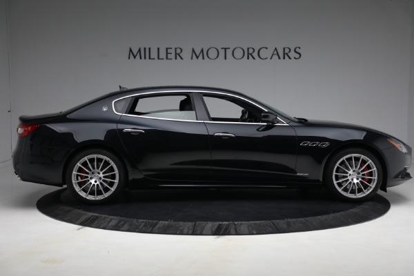 New 2019 Maserati Quattroporte S Q4 GranLusso for sale Sold at Alfa Romeo of Westport in Westport CT 06880 9