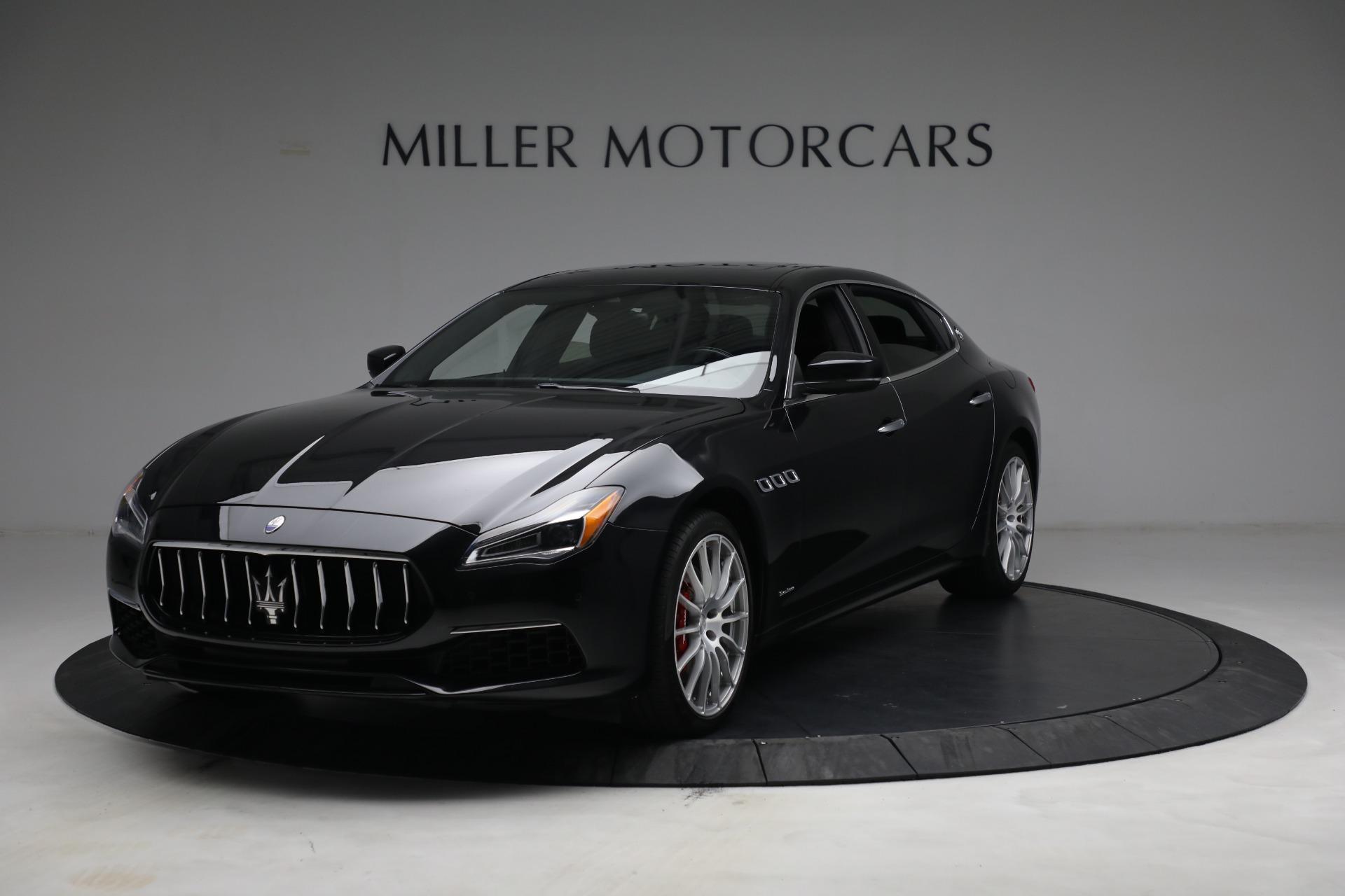 Used 2019 Maserati Quattroporte S Q4 GranLusso for sale $68,900 at Alfa Romeo of Westport in Westport CT 06880 1