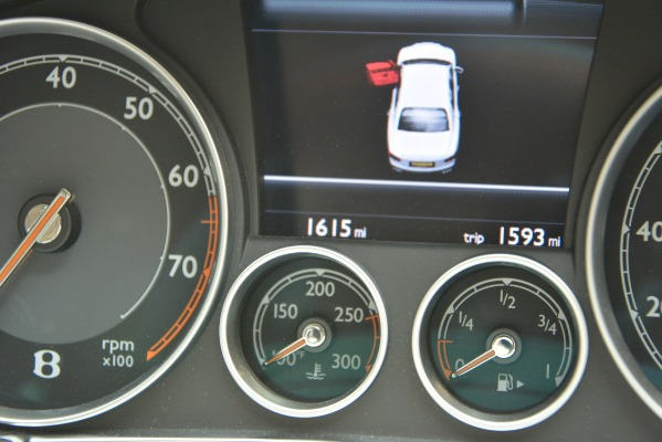 Used 2014 Bentley Flying Spur W12 for sale Sold at Alfa Romeo of Westport in Westport CT 06880 14
