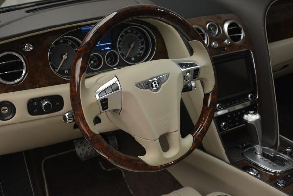 Used 2014 Bentley Flying Spur W12 for sale Sold at Alfa Romeo of Westport in Westport CT 06880 21