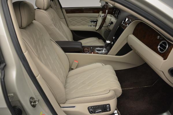Used 2014 Bentley Flying Spur W12 for sale Sold at Alfa Romeo of Westport in Westport CT 06880 27