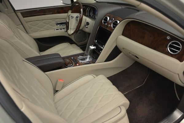 Used 2014 Bentley Flying Spur W12 for sale Sold at Alfa Romeo of Westport in Westport CT 06880 28