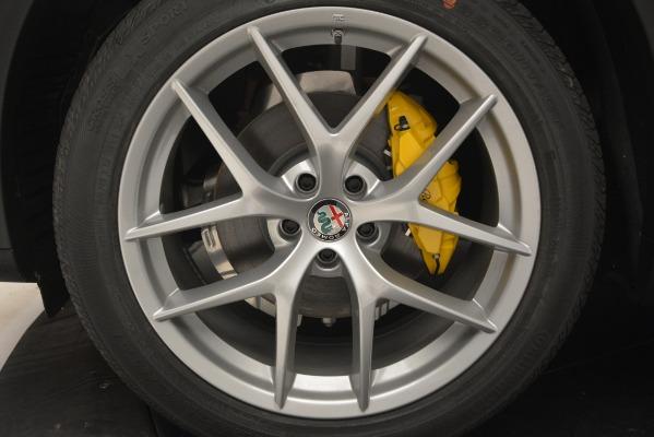 New 2018 Alfa Romeo Stelvio Ti Lusso Q4 for sale Sold at Alfa Romeo of Westport in Westport CT 06880 25