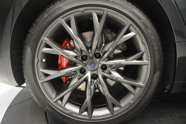New 2019 Maserati Ghibli S Q4 GranSport for sale Sold at Alfa Romeo of Westport in Westport CT 06880 13