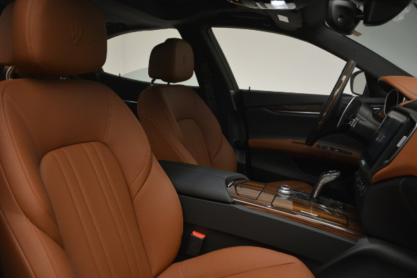New 2019 Maserati Ghibli S Q4 for sale Sold at Alfa Romeo of Westport in Westport CT 06880 21