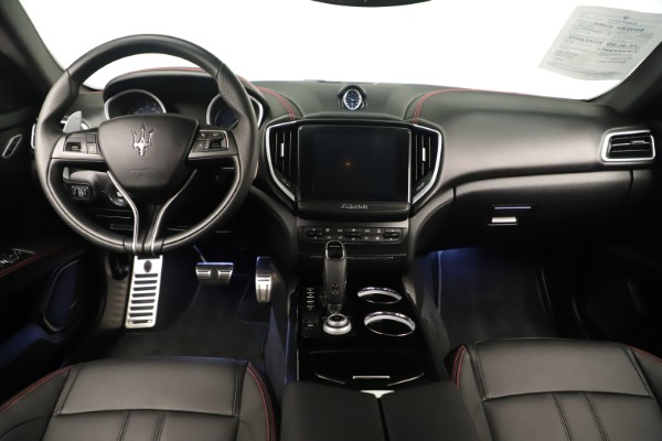 New 2019 Maserati Ghibli S Q4 GranSport for sale Sold at Alfa Romeo of Westport in Westport CT 06880 16