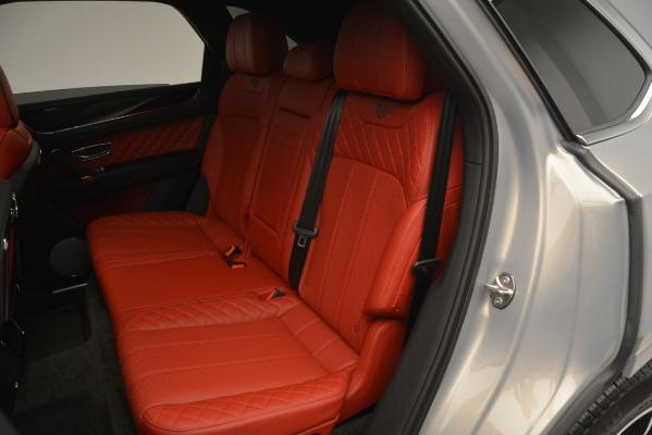 Used 2017 Bentley Bentayga W12 for sale Sold at Alfa Romeo of Westport in Westport CT 06880 21