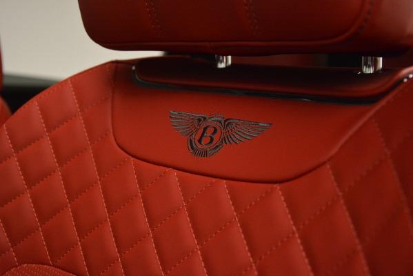 Used 2017 Bentley Bentayga W12 for sale Sold at Alfa Romeo of Westport in Westport CT 06880 22