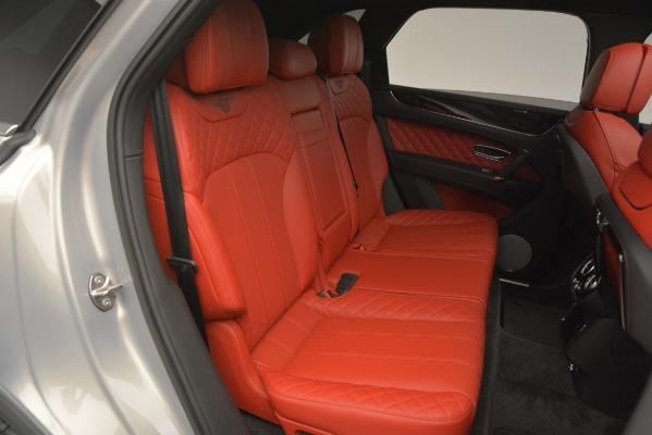 Used 2017 Bentley Bentayga W12 for sale Sold at Alfa Romeo of Westport in Westport CT 06880 25
