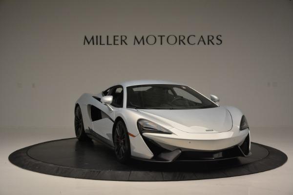 Used 2017 McLaren 570S for sale Call for price at Alfa Romeo of Westport in Westport CT 06880 11
