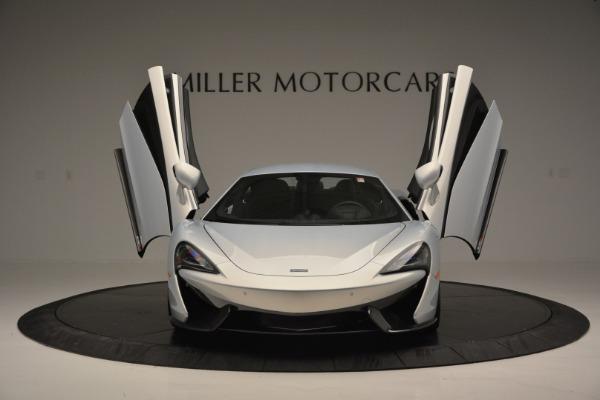 Used 2017 McLaren 570S for sale $149,900 at Alfa Romeo of Westport in Westport CT 06880 13