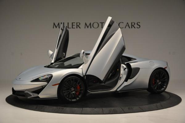 Used 2017 McLaren 570S for sale $149,900 at Alfa Romeo of Westport in Westport CT 06880 14