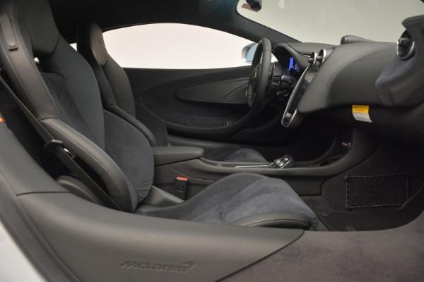 Used 2017 McLaren 570S for sale Call for price at Alfa Romeo of Westport in Westport CT 06880 19