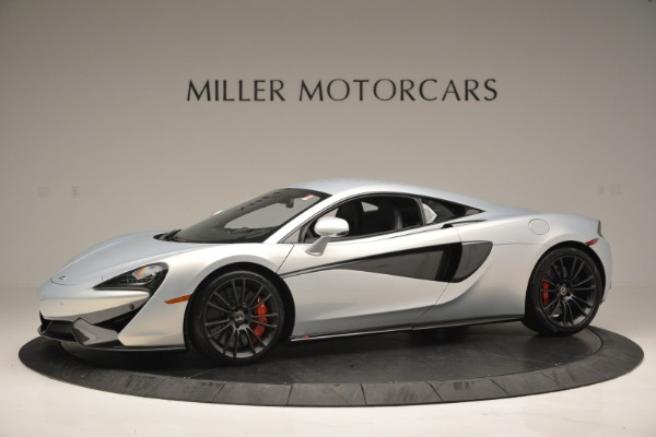 Used 2017 McLaren 570S Coupe for sale $159,900 at Alfa Romeo of Westport in Westport CT 06880 2