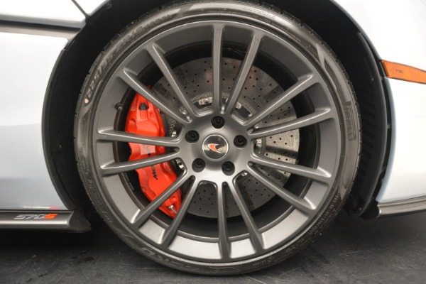 Used 2017 McLaren 570S for sale Call for price at Alfa Romeo of Westport in Westport CT 06880 21