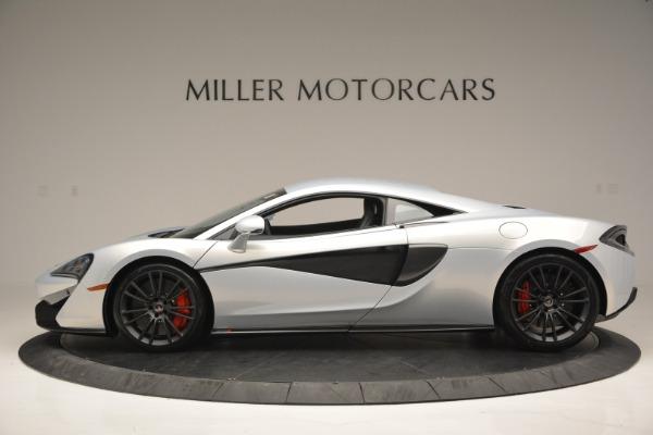 Used 2017 McLaren 570S for sale Call for price at Alfa Romeo of Westport in Westport CT 06880 3
