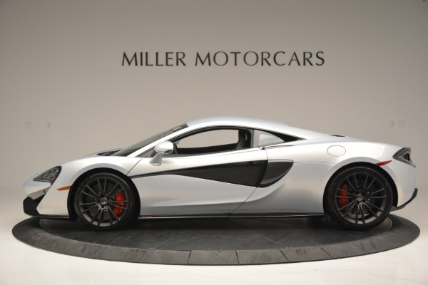 Used 2017 McLaren 570S for sale $149,900 at Alfa Romeo of Westport in Westport CT 06880 3