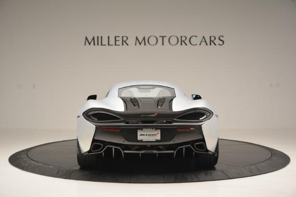 Used 2017 McLaren 570S for sale Call for price at Alfa Romeo of Westport in Westport CT 06880 6
