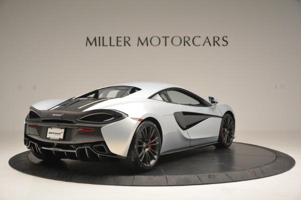 Used 2017 McLaren 570S for sale Call for price at Alfa Romeo of Westport in Westport CT 06880 7