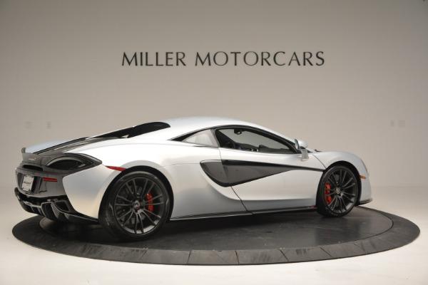 Used 2017 McLaren 570S Coupe for sale Sold at Alfa Romeo of Westport in Westport CT 06880 8