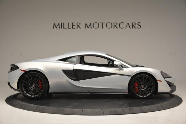 Used 2017 McLaren 570S Coupe for sale Sold at Alfa Romeo of Westport in Westport CT 06880 9