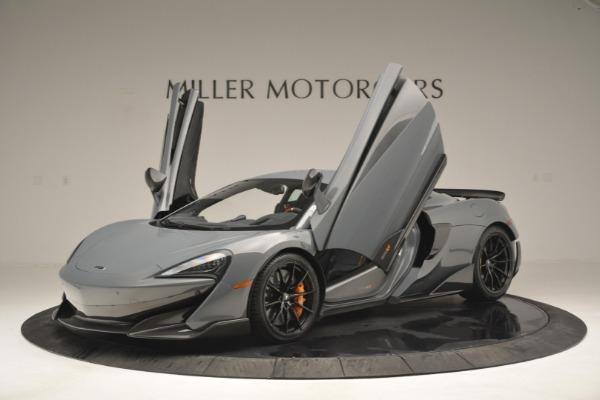 New 2019 McLaren 600LT Coupe for sale Sold at Alfa Romeo of Westport in Westport CT 06880 14