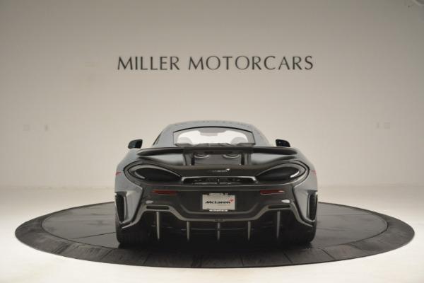 New 2019 McLaren 600LT Coupe for sale Sold at Alfa Romeo of Westport in Westport CT 06880 6