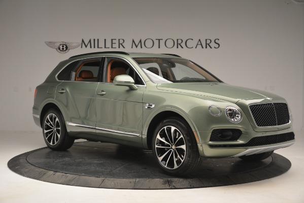New 2019 Bentley Bentayga V8 for sale Sold at Alfa Romeo of Westport in Westport CT 06880 10