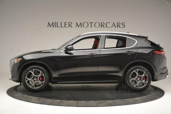 New 2019 Alfa Romeo Stelvio Q4 for sale Sold at Alfa Romeo of Westport in Westport CT 06880 3
