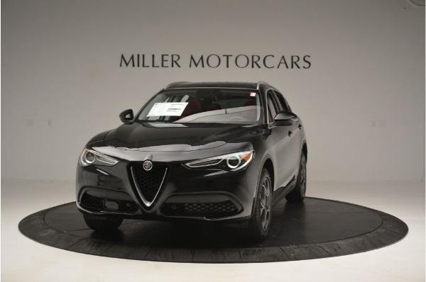 New 2019 Alfa Romeo Stelvio Q4 for sale Sold at Alfa Romeo of Westport in Westport CT 06880 1