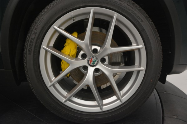 New 2019 Alfa Romeo Stelvio Ti Sport Q4 for sale Sold at Alfa Romeo of Westport in Westport CT 06880 26