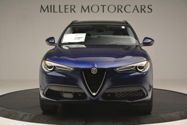 New 2019 Alfa Romeo Stelvio SPORT AWD for sale Sold at Alfa Romeo of Westport in Westport CT 06880 12