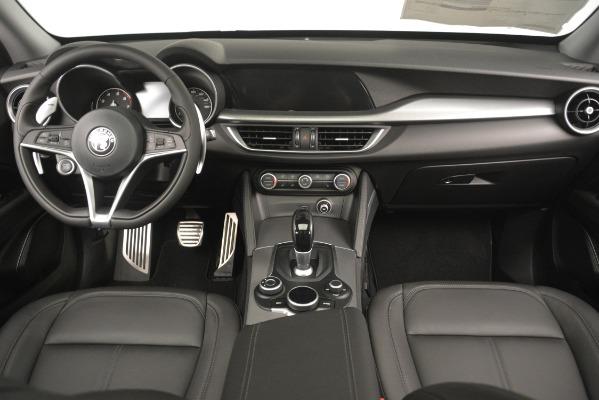 New 2019 Alfa Romeo Stelvio SPORT AWD for sale Sold at Alfa Romeo of Westport in Westport CT 06880 16