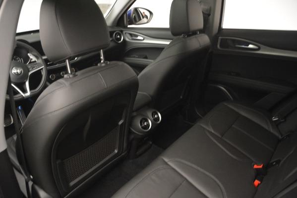 New 2019 Alfa Romeo Stelvio SPORT AWD for sale Sold at Alfa Romeo of Westport in Westport CT 06880 18