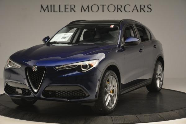 New 2019 Alfa Romeo Stelvio SPORT AWD for sale Sold at Alfa Romeo of Westport in Westport CT 06880 1