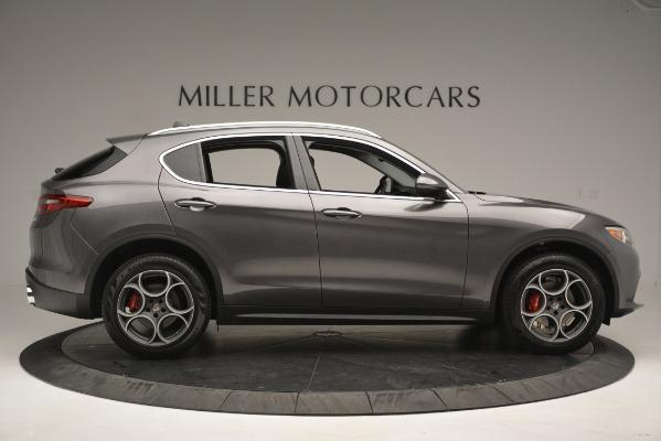 New 2019 Alfa Romeo Stelvio Q4 for sale Sold at Alfa Romeo of Westport in Westport CT 06880 12