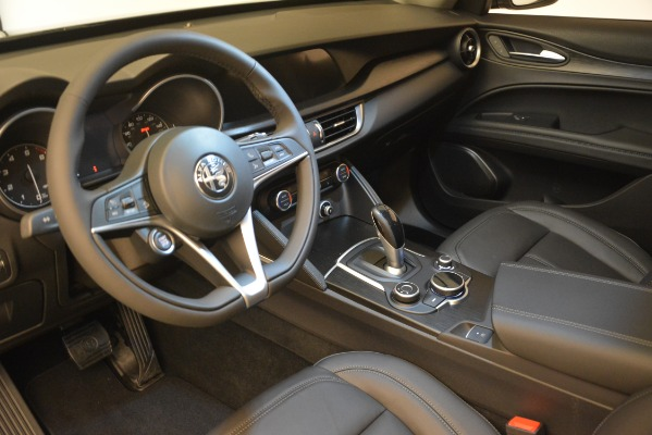 New 2019 Alfa Romeo Stelvio Q4 for sale Sold at Alfa Romeo of Westport in Westport CT 06880 17