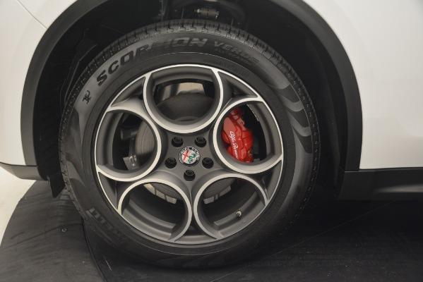 New 2019 Alfa Romeo Stelvio Q4 for sale Sold at Alfa Romeo of Westport in Westport CT 06880 20