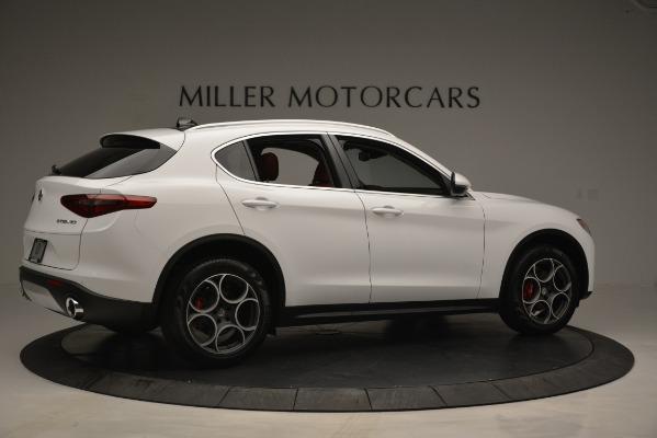New 2019 Alfa Romeo Stelvio Q4 for sale Sold at Alfa Romeo of Westport in Westport CT 06880 8