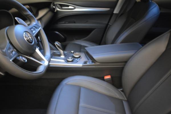 New 2019 Alfa Romeo Stelvio Sport Q4 for sale Sold at Alfa Romeo of Westport in Westport CT 06880 14