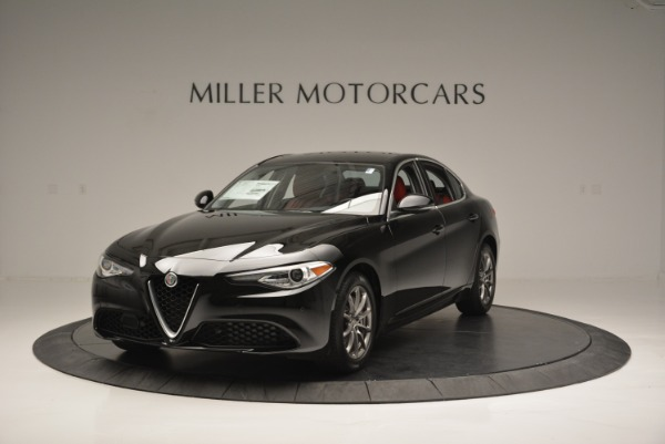 New 2019 Alfa Romeo Giulia Q4 for sale Sold at Alfa Romeo of Westport in Westport CT 06880 1