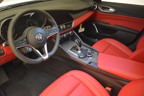 New 2019 Alfa Romeo Giulia Ti Q4 for sale Sold at Alfa Romeo of Westport in Westport CT 06880 13