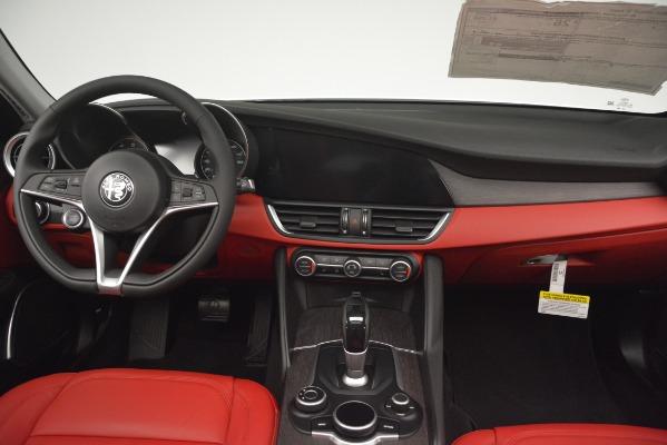 New 2019 Alfa Romeo Giulia Ti Q4 for sale Sold at Alfa Romeo of Westport in Westport CT 06880 17