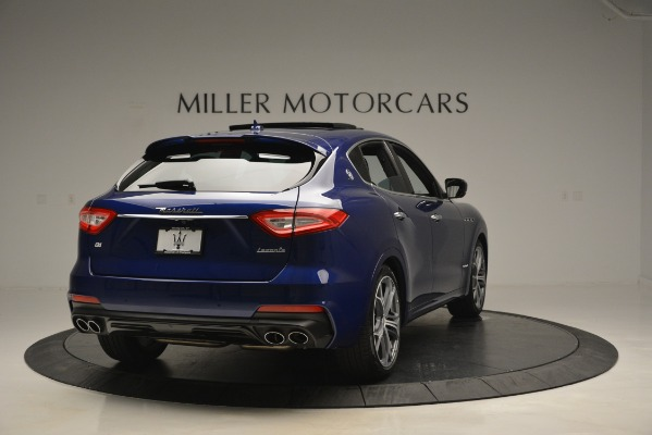 New 2019 Maserati Levante Q4 GranSport for sale $90,370 at Alfa Romeo of Westport in Westport CT 06880 10