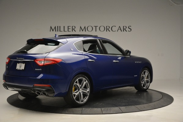 New 2019 Maserati Levante Q4 GranSport for sale $90,370 at Alfa Romeo of Westport in Westport CT 06880 11